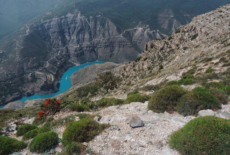 Сулакский каньон. Дагестанphoto preview