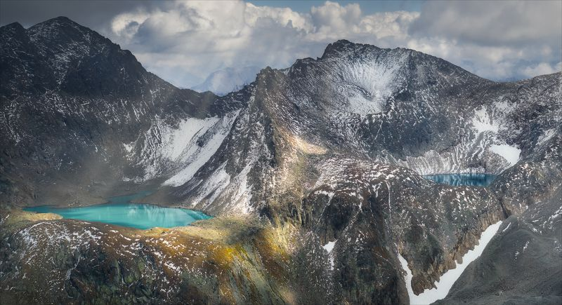 Поднебесные озера.photo preview