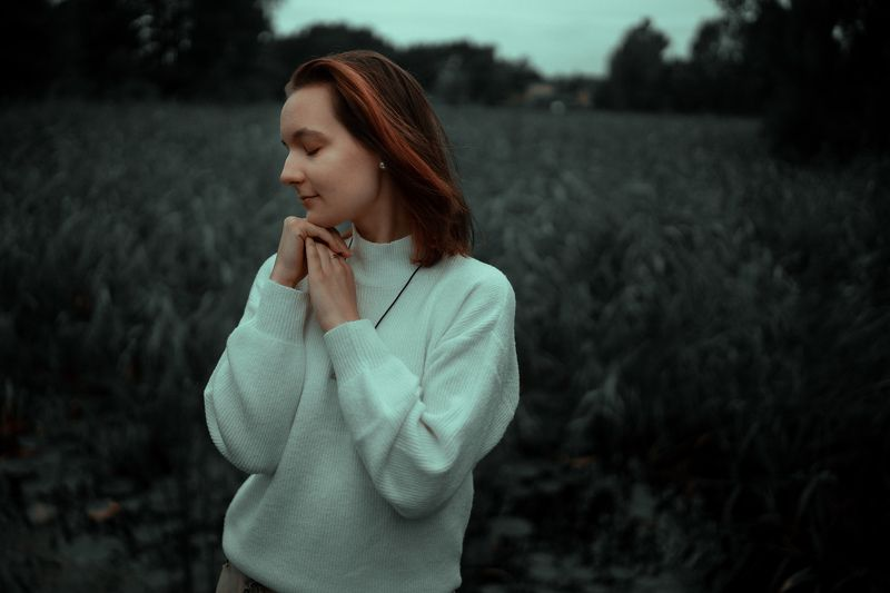 portrait, girl Evelinaphoto preview