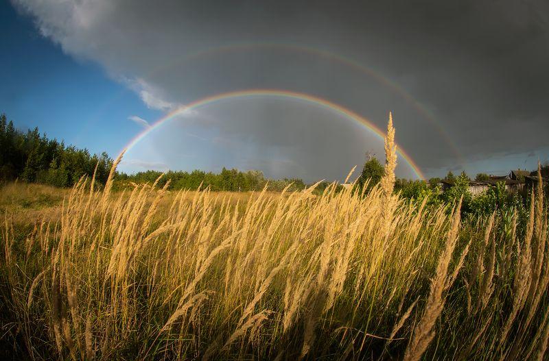 Сентябрьская радугаphoto preview