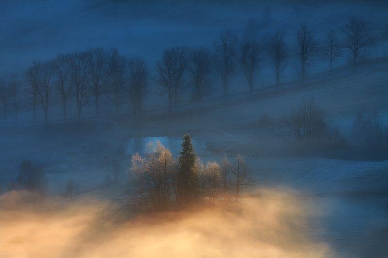 landscape,autumn,mountains,canon Light Breaks Where No Sun Shines... фото превью
