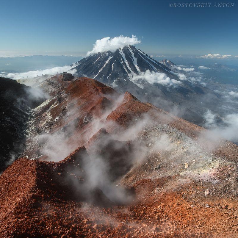 Камчатка, фототур, авачинский, вулкан,  Дыхание Камчаткиphoto preview