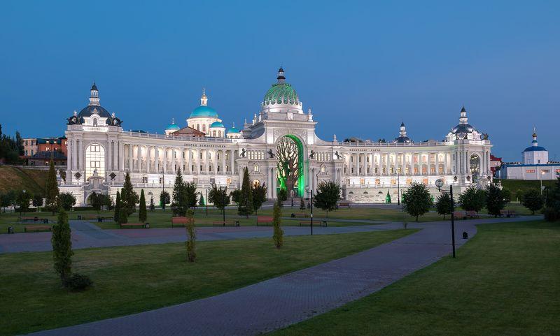 Вечерняя Казаньphoto preview