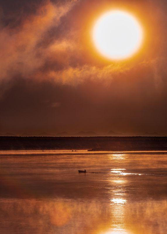 Восход на Печореphoto preview