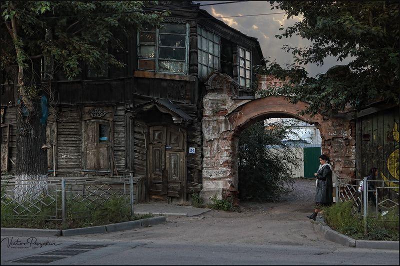 По старым улицам Улан-Удэ....photo preview