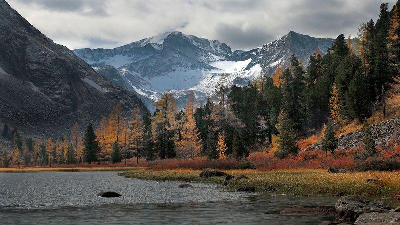 Осень в горах фото превью