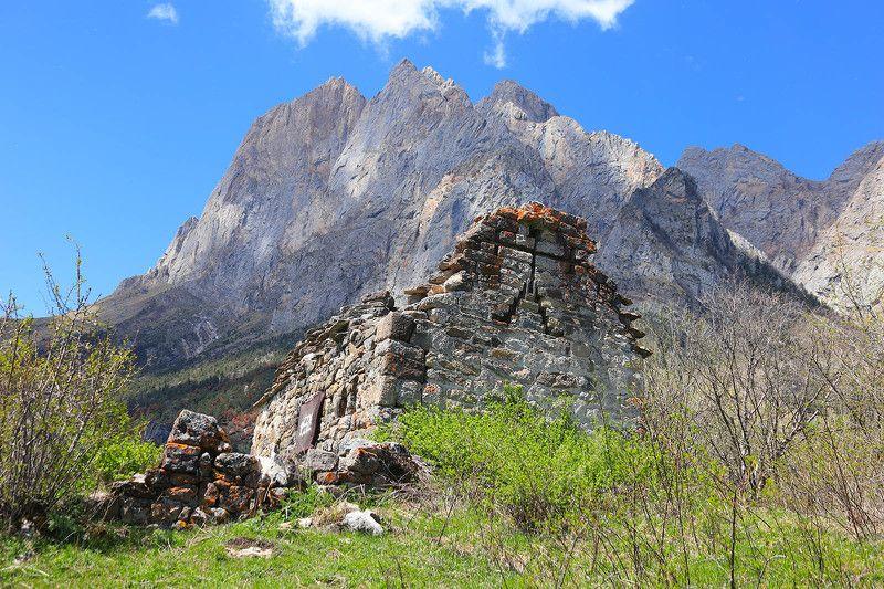 Храм на горе Молельня
