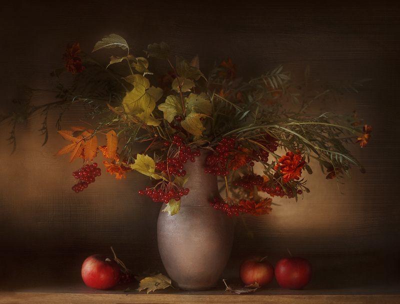Осенний поцелуйphoto preview