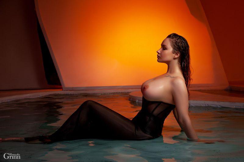 passion, model, alexandergrinn, orange Sonyaphoto preview