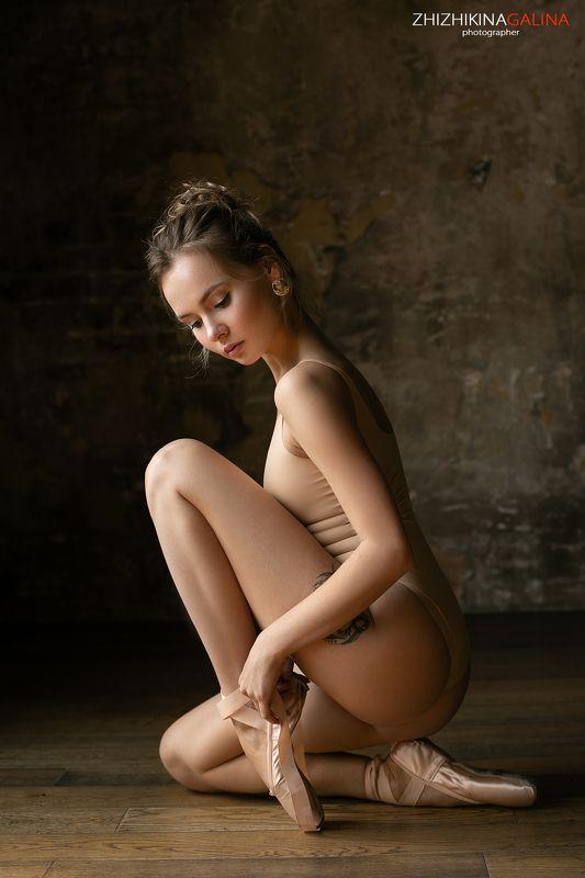 балет, балерина, девушка, портрет, лицо, пуанты, ballet, ballerina, girl, face, portrait Балетphoto preview