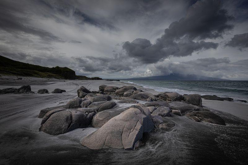 russia, kuriles, iturup, island, rock, sea, sea coast, sea shore, landscape Rocks of Iturup Islandphoto preview