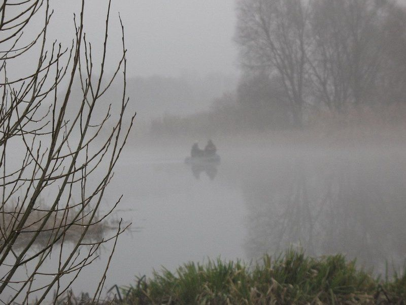 условия, фото, съемок, , ужасные., туман., , почти, англия… Two in mist..photo preview