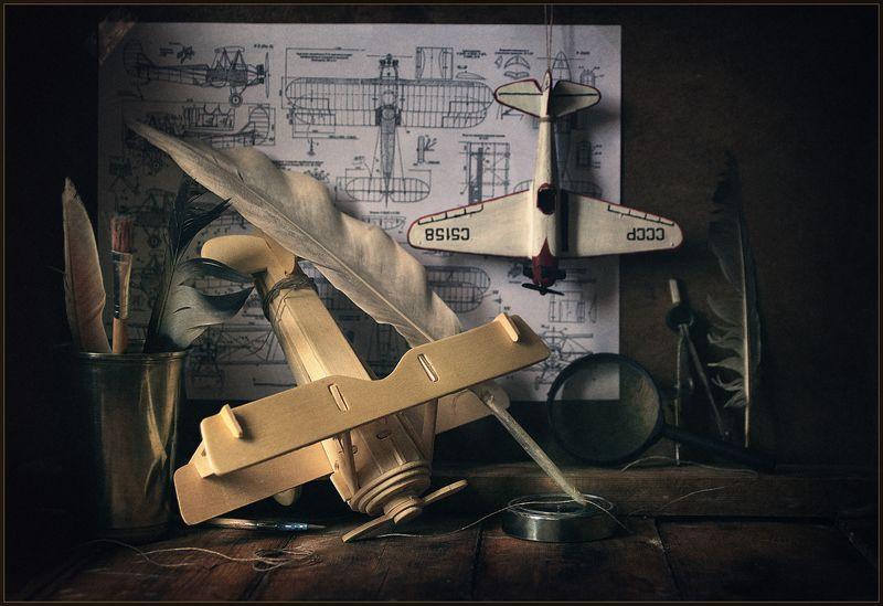 Авиамоделист..photo preview