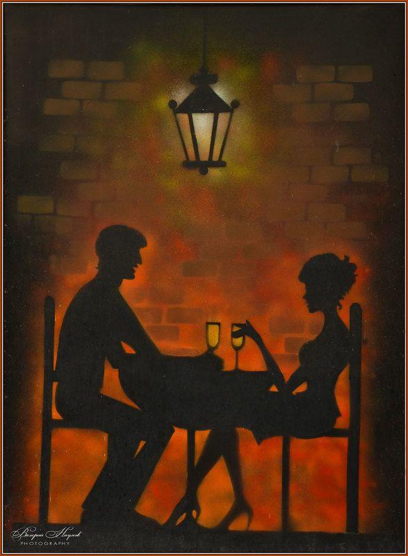 Уютное кафе... Осеньphoto preview