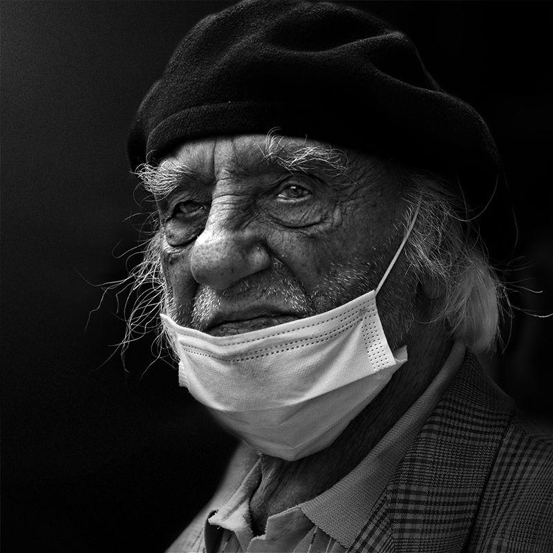 портрет, квадрат, калинин юрий ,ч/б фото, уличная фотография, юрец, люди, лица, город, санкт-петербург ,фотограф, лица протеста такое нынче времяphoto preview