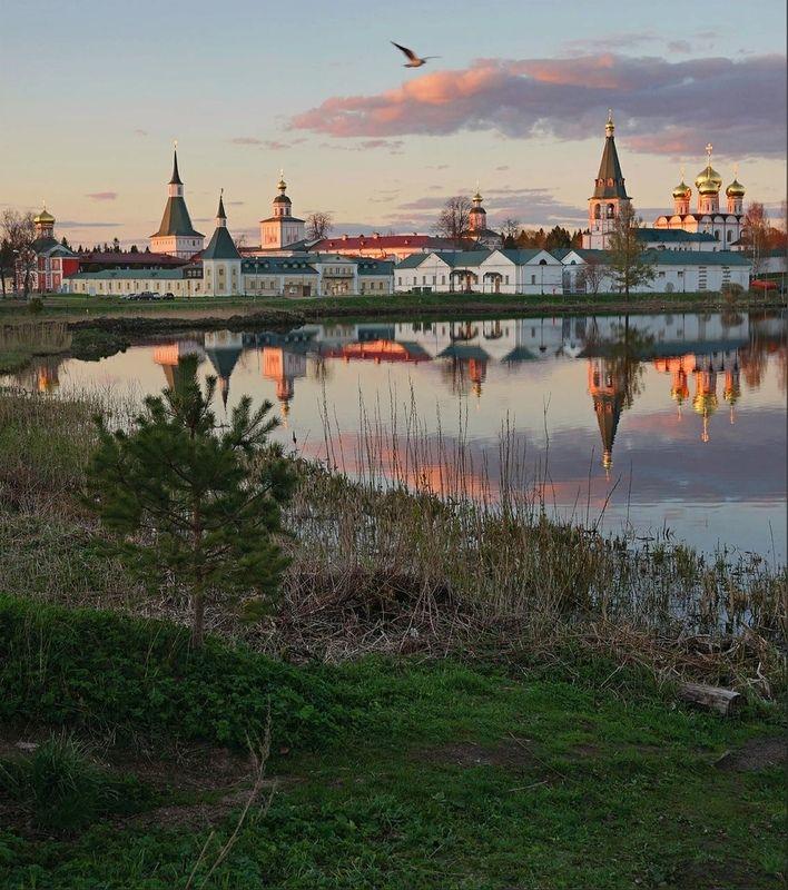 Иверский монастырь фото превью