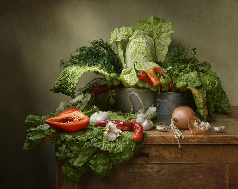 Овощной букетphoto preview