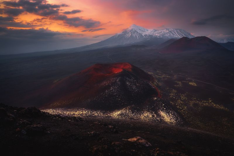камчатка, толбачик Земля вулкановphoto preview
