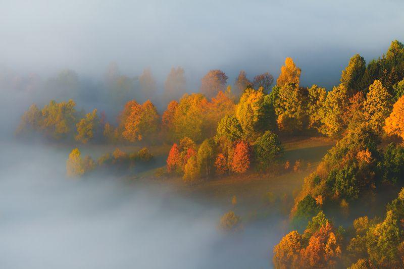 landscape,autumn,mountains,canon Lady Autumn... фото превью