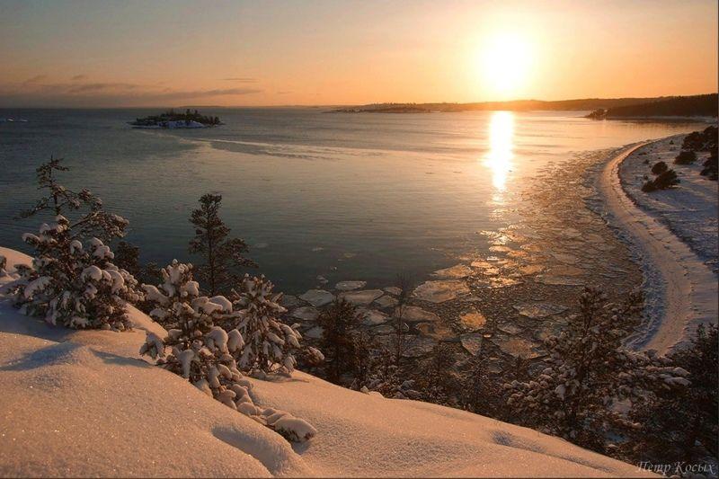 Зимний Койонсаари фото превью