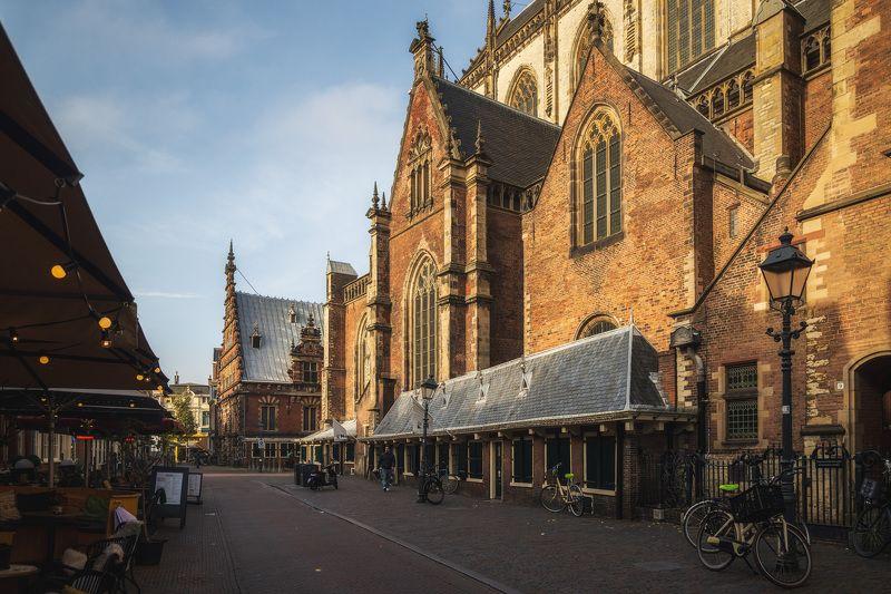 Grote of Sint-Bavokerk.