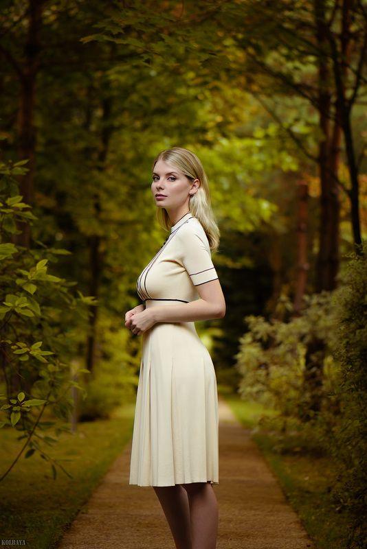 портрет, модель Ираphoto preview
