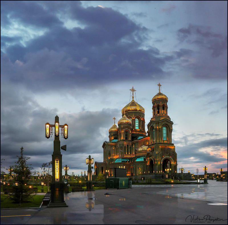 ГЛАВНЫЙ ХРАМ ВООРУЖЕННЫХ СИЛ РОССИЙСКОЙ ФЕДЕРАЦИИphoto preview