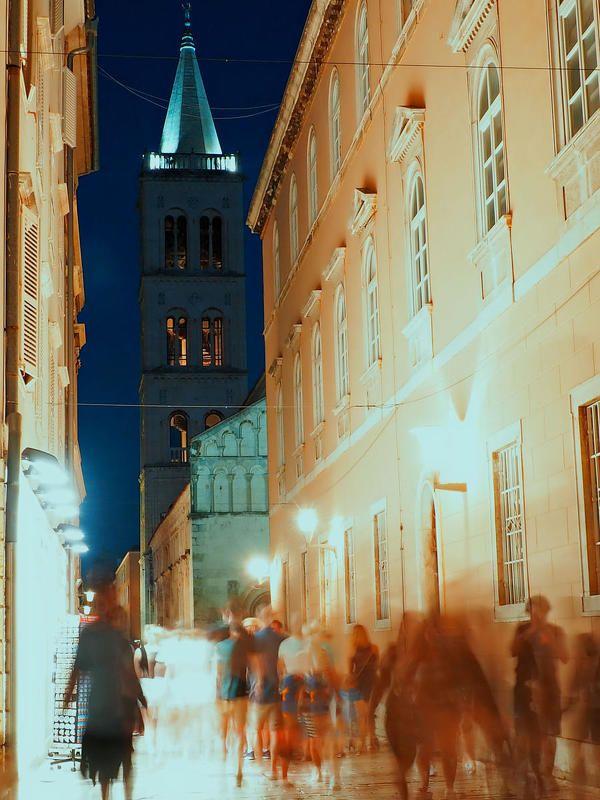 Night in Zadarphoto preview