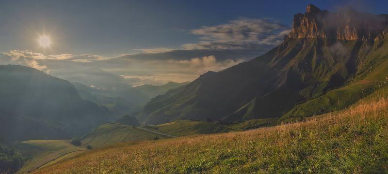кбр, перевал актопрак. Перевал Актопрак.photo preview