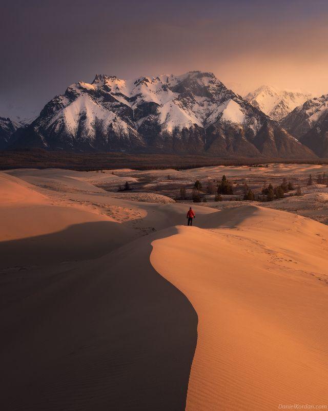 Чарские пески фото превью