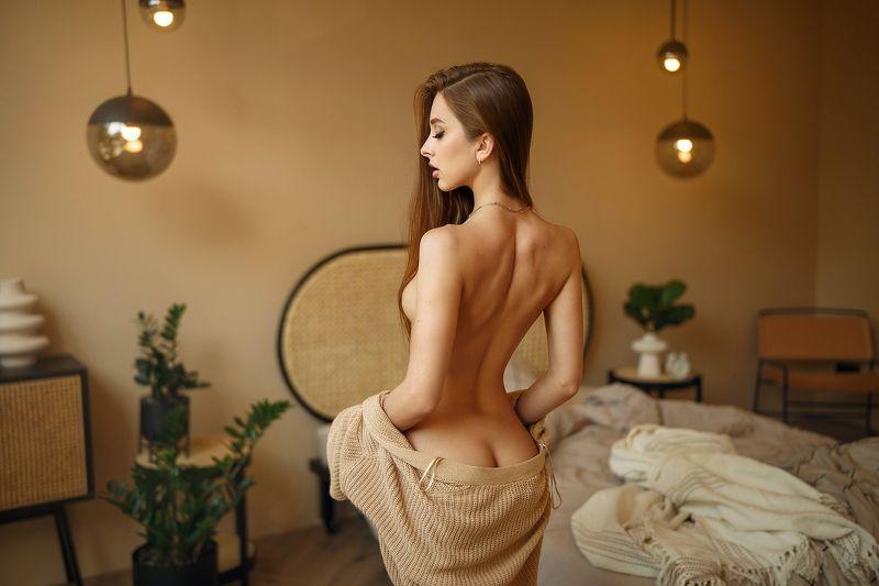 #portrait #woman #girl #body #sexy #indoor #studio #retouch #canon #tamron Alikaphoto preview