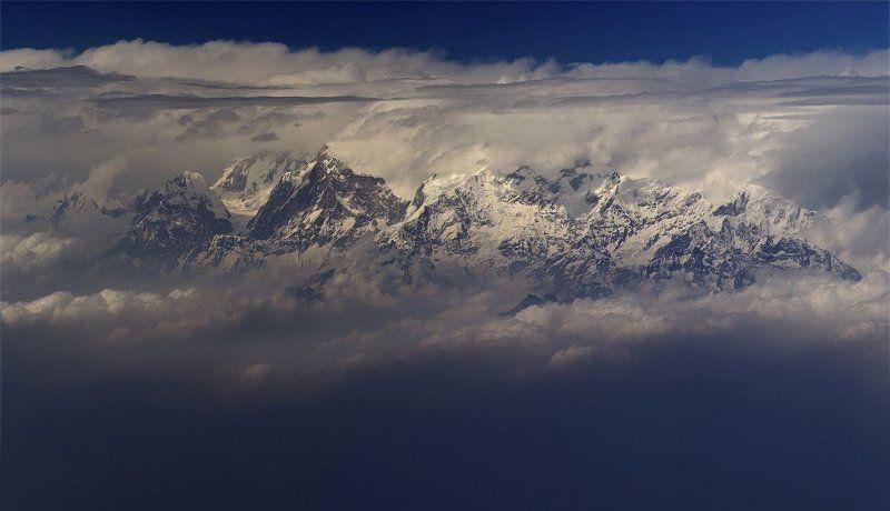 Annapurna, Clouds, Everest, Himalayas, Mountains nepal., Sky, Аня графова, Горный алтай World above 8000mphoto preview