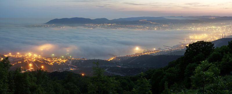 Июньский туманphoto preview