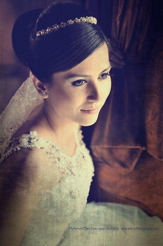 Portrait, Portrait wedding, Vintage, Woman portraitphoto preview