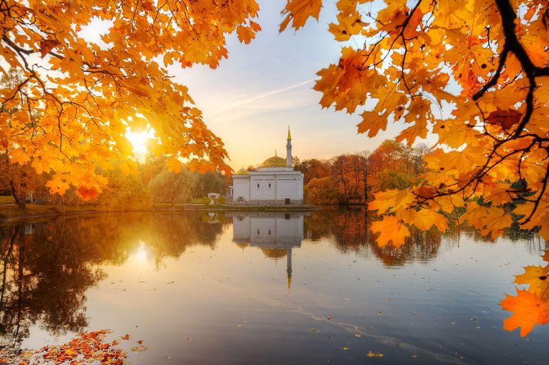 Царское село. Октябрь...photo preview