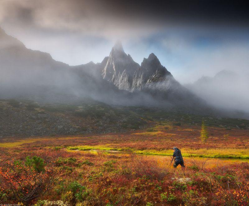озероджекалондона, челленджер, магадан, колыма Туманный Челленджерphoto preview