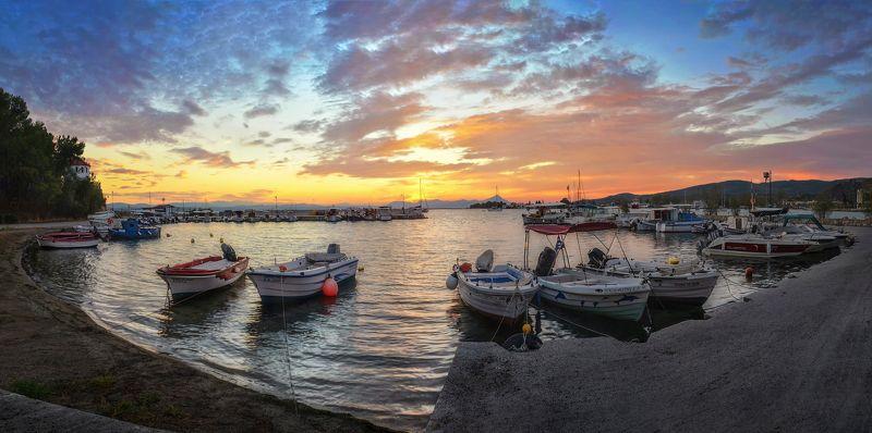 Закат над Островом Мечты photo preview