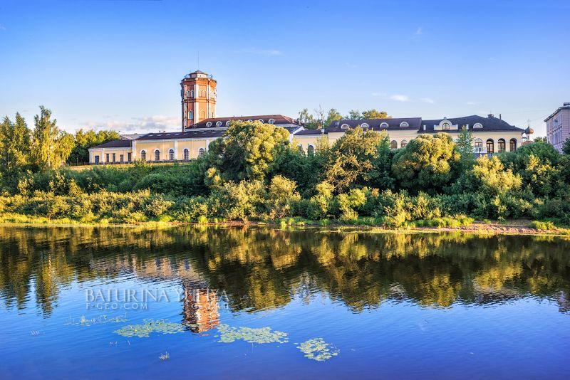 вологда, водонапорная башня Водонапорная башняphoto preview