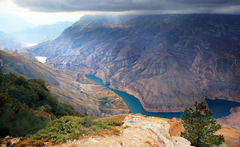 сулак,река,горы,дагестан,каньон,сулакский каньон, Cулакский каньон.. в районе Верхнего Караная..photo preview