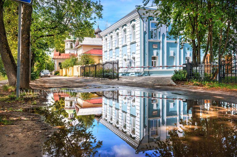 вологда, дом Отраженияphoto preview