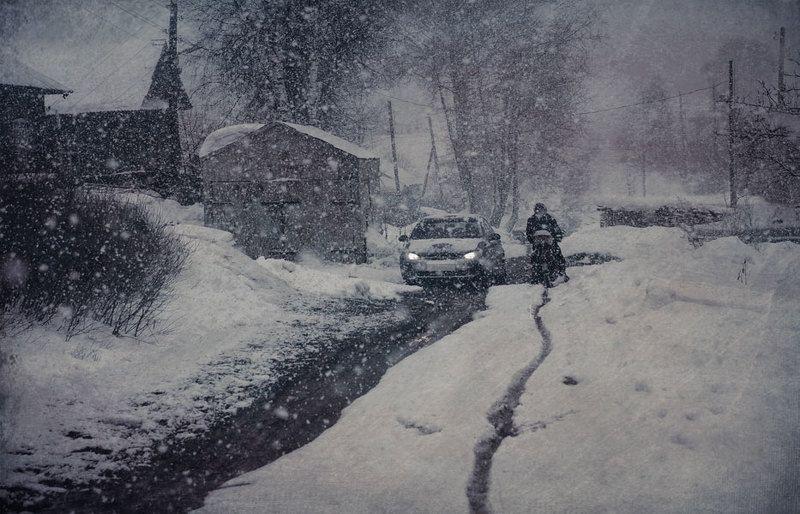 Когда зима наступаетphoto preview