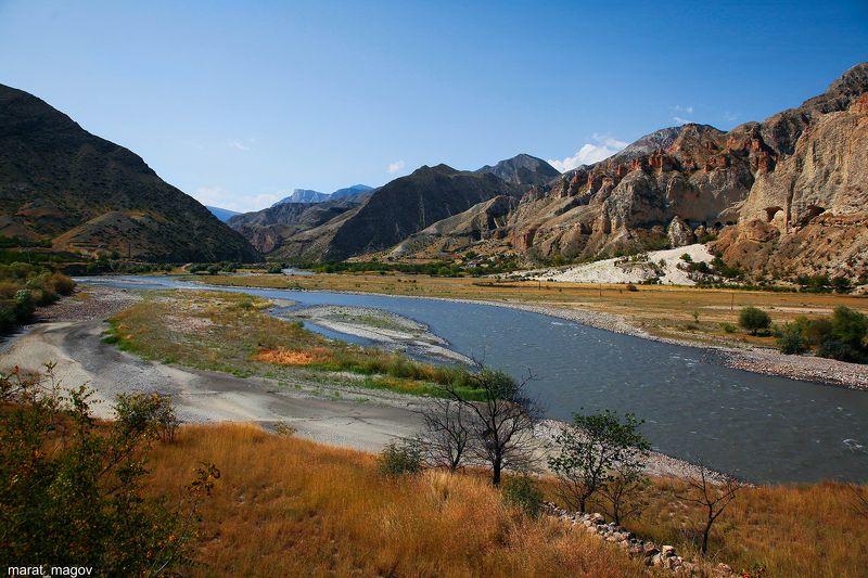 река,река,горы,андийское кайсу, Река.Андийское Кайсу..photo preview