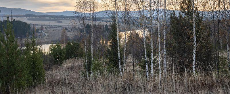Панорама осени.photo preview