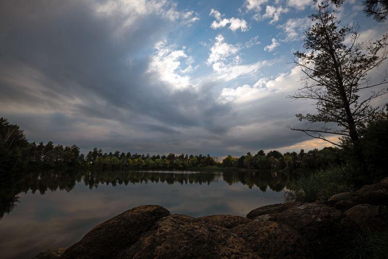 озеро Осеньphoto preview