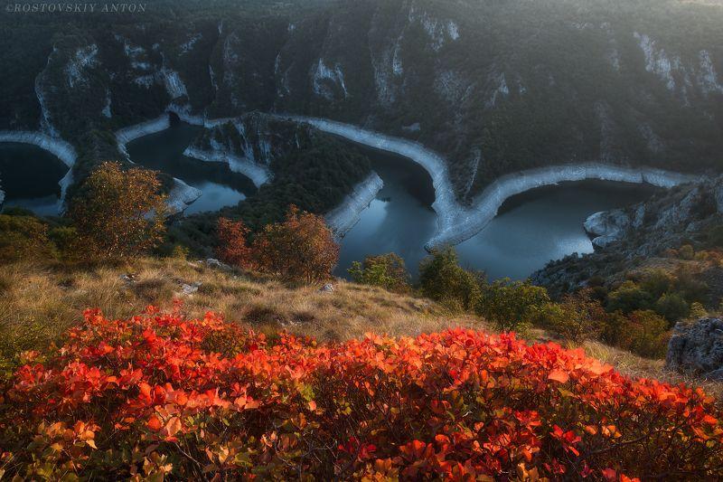Серибя, фототур, Увац Осень в Сербии | фототур в Сербиюphoto preview