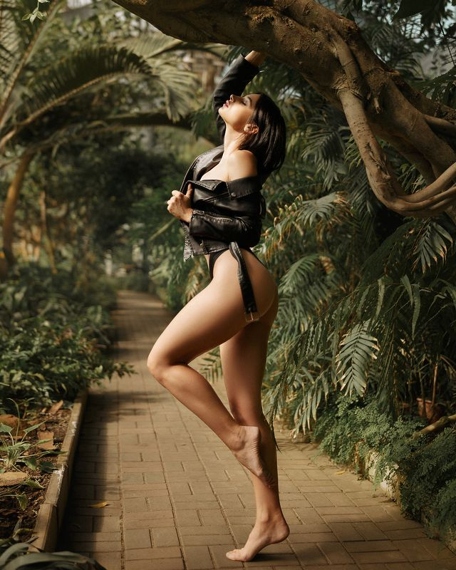 портрет, жанр, женский портрет, природа, девушка, секс, тело Alinaphoto preview