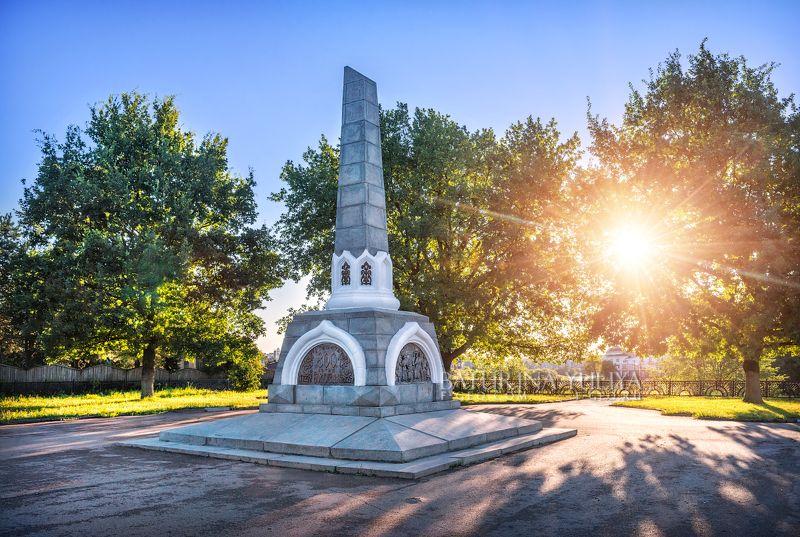 вологда, памятник Памятник 800-летия Вологдыphoto preview