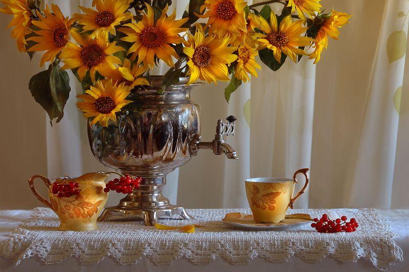 Осень пришла на чай...photo preview