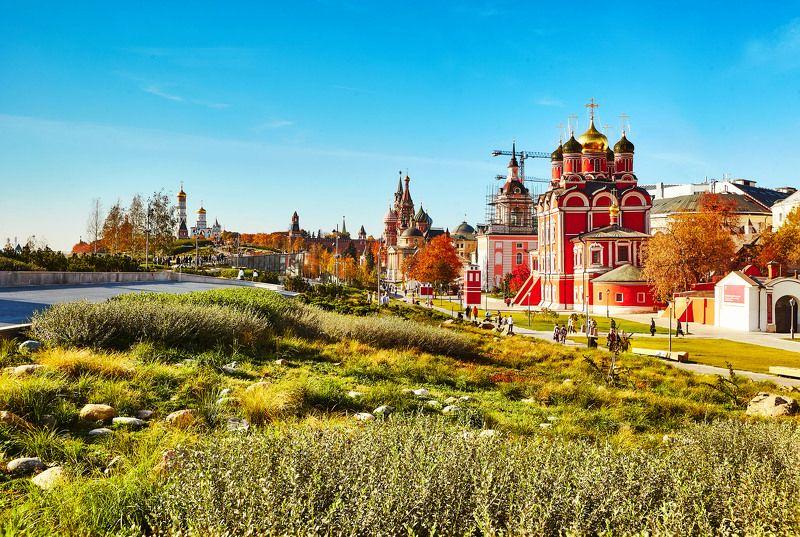 Московский октябрь…photo preview