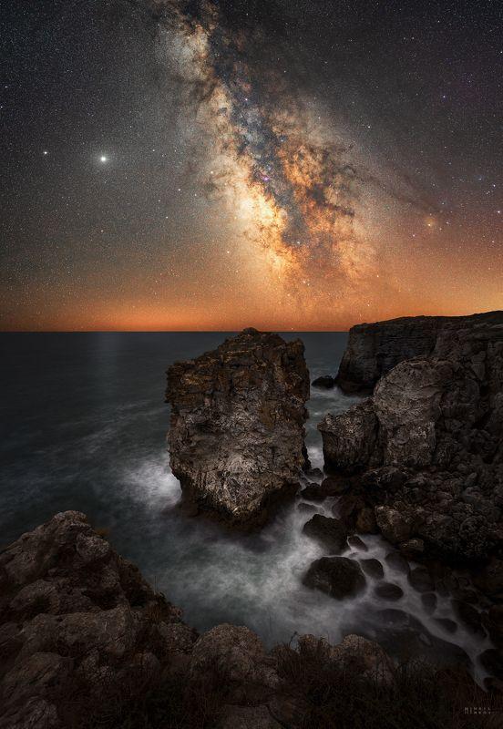 Black sea coast of Bulgariaphoto preview